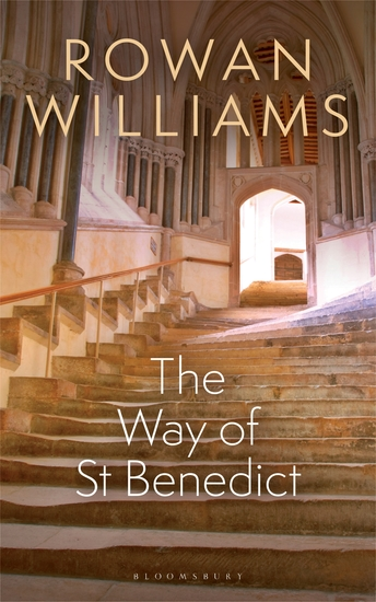 The Way of St Benedict - cover