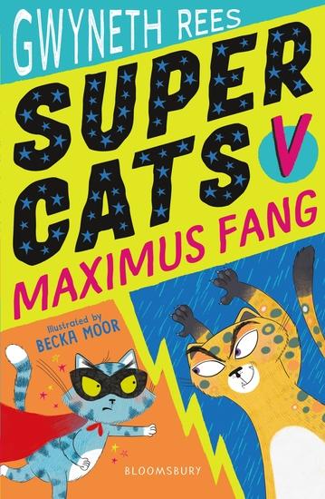 Super Cats v Maximus Fang - cover
