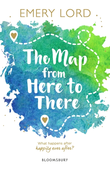 The Map from Here to There - cover