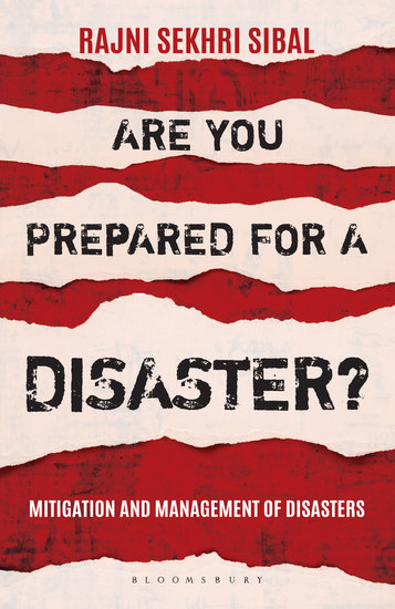 Are You Prepared for a Disaster? - Mitigation and Management of Disasters - cover