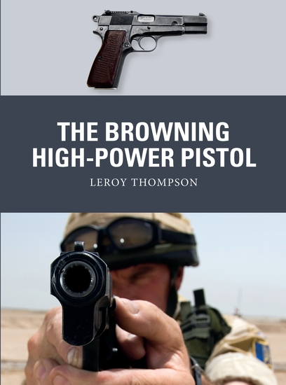 The Browning High-Power Pistol - cover