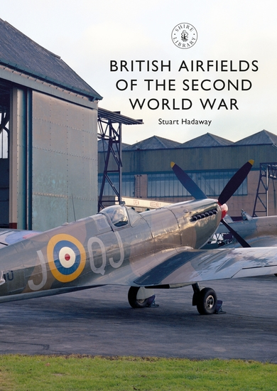 British Airfields of the Second World War - cover