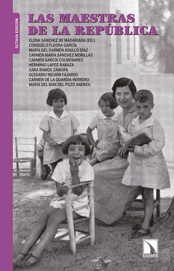 Las maestras de la República - cover