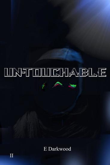 Un-Touchable - The Human-Ethos Compendium #2 - cover
