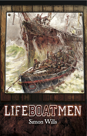 Lifeboatmen - cover