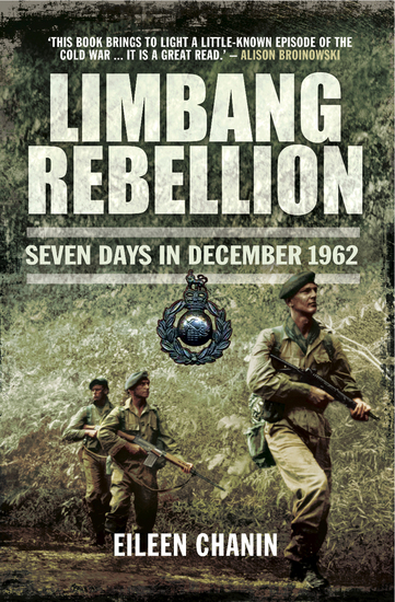Limbang Rebellion - Seven Days in December 1962 - cover