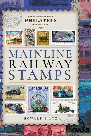 Mainline Railway Stamps - A Collector's Guide - cover