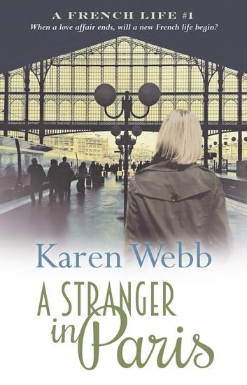 A Stranger in Paris - cover