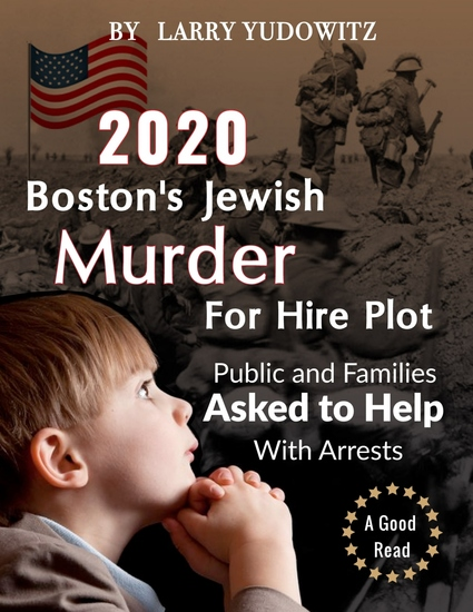 2020 Boston's Jewish Murder For Hire Plot - cover