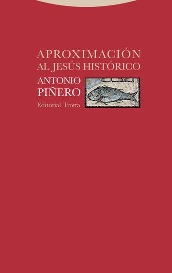 Aproximación al Jesús histórico - cover