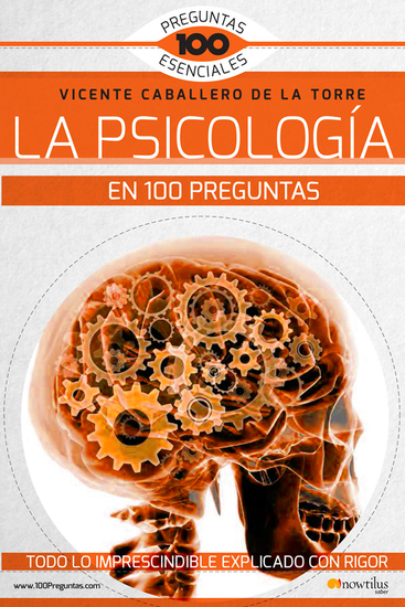 La psicología en 100 preguntas - cover