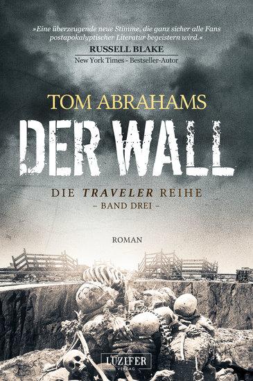 DER WALL - postapokalyptischer Roman - cover