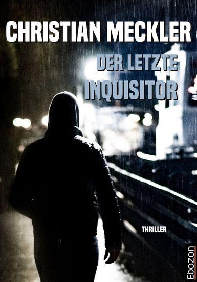Der letzte Inquisitor - cover