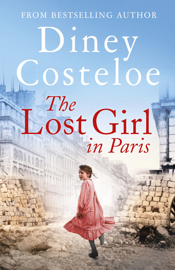 The Lost Girl in Paris - cover