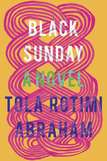 Black Sunday - A Novel - cover