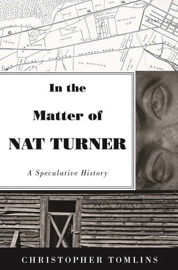 In the Matter of Nat Turner - A Speculative History - cover
