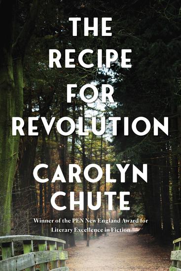 The Recipe for Revolution - A Novel - cover
