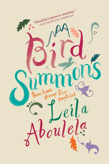 Bird Summons - A Novel - cover