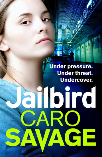 Jailbird - An action-packed page-turner that will have you hooked - cover
