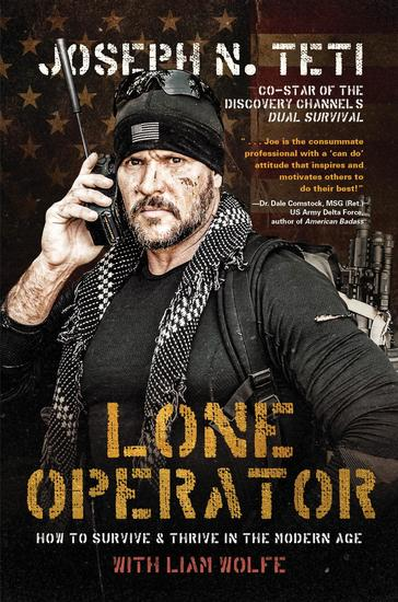 Lone Operator - How to Survive & Thrive in the Modern Age - cover