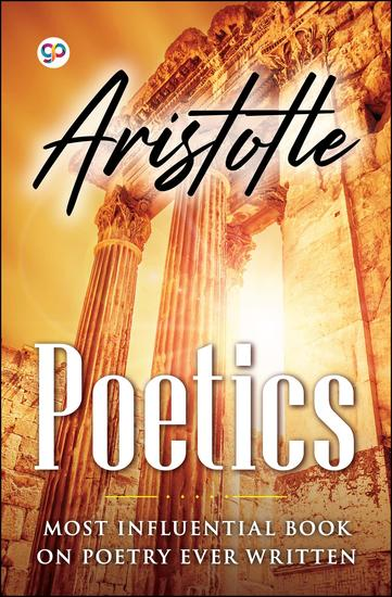 Poetics - Most influential book on poetry ever written - cover