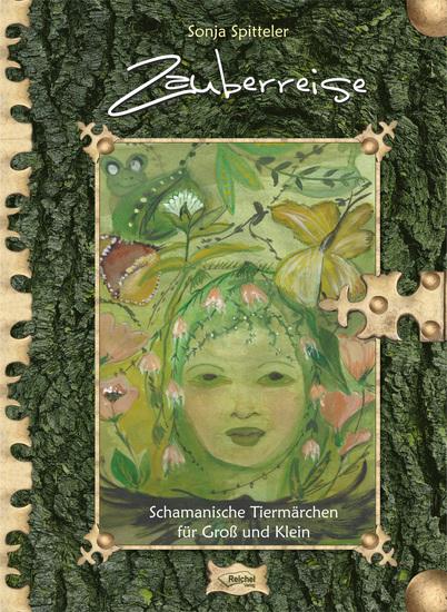 Zauberreise - Schamanische Tiermärchen für Groß und Klein - cover