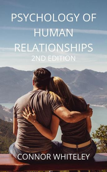 Psychology of Human Relationships - An Introductory Series #11 - cover