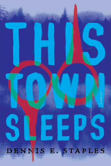 This Town Sleeps - A Novel - cover