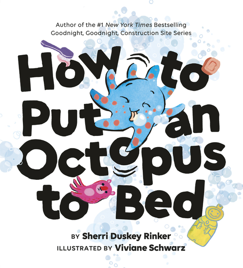 How to Put an Octopus to Bed - cover