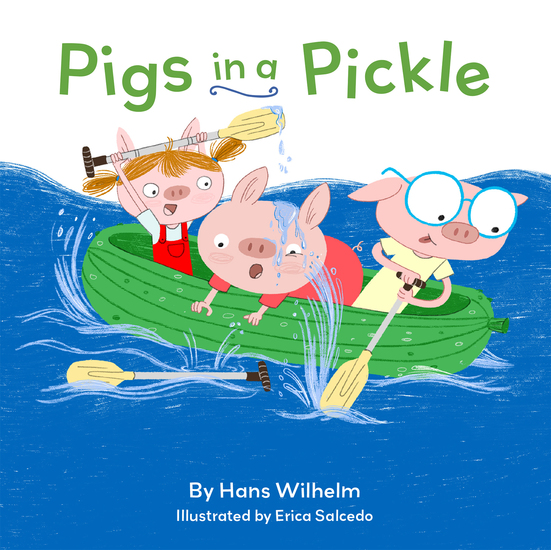 Pigs in a Pickle - cover