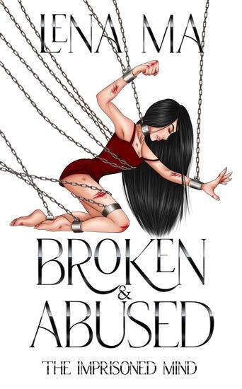 Broken & Abused - The Imprisoned Mind - cover