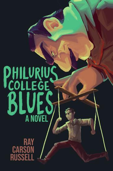 Philurius College Blues - cover