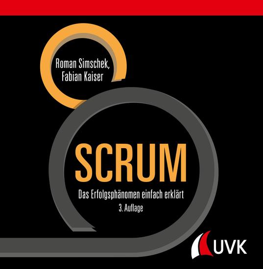 SCRUM - Das Erfolgsphänomen einfach erklärt - cover