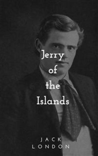Jerry of the Islands - cover