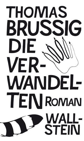 Die Verwandelten - Roman - cover