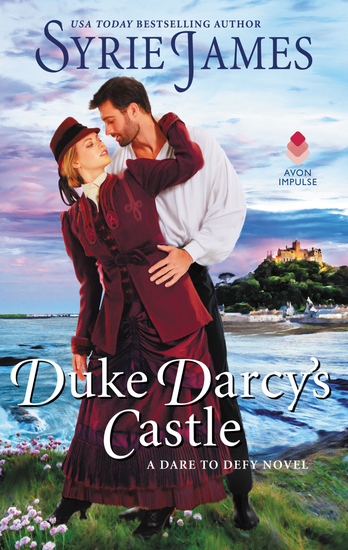 Duke Darcy's Castle - A Dare to Defy Novel - cover
