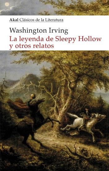 La leyenda de Sleepy Hollow y otros relatos - cover