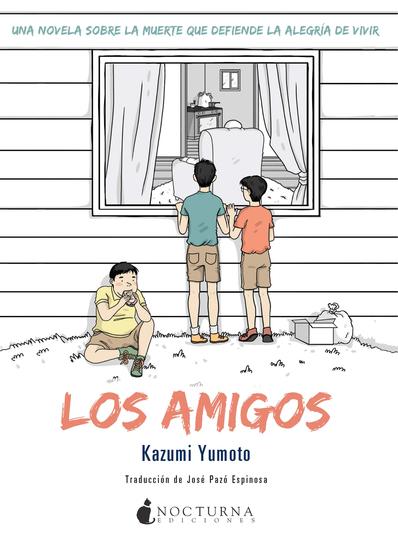Los amigos - cover