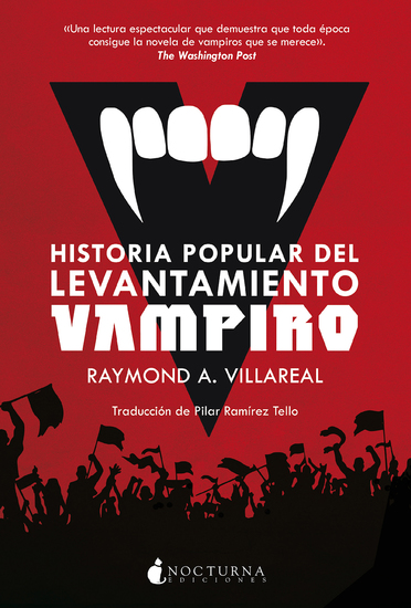 Historia popular del levantamiento vampiro - cover