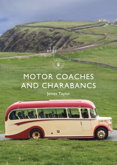 Motor Coaches and Charabancs - cover