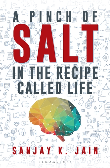 A Pinch of Salt - In the Recipe Called Life - cover