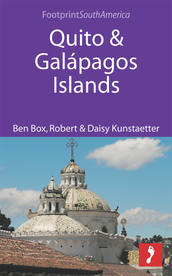 Quito & Galapagos Islands - cover