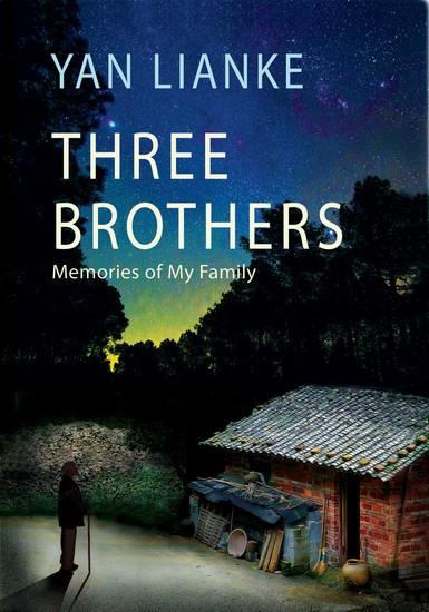 Three Brothers - Memories of My Family - cover