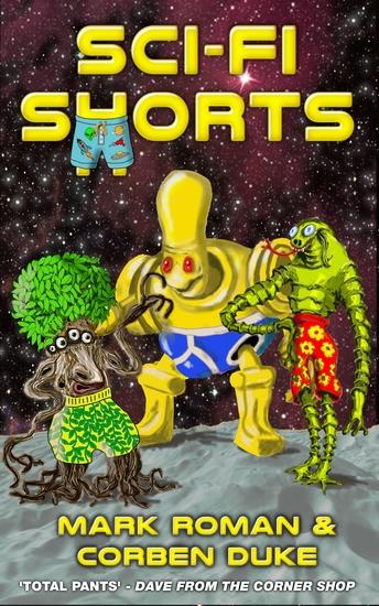 Sci-Fi Shorts - cover