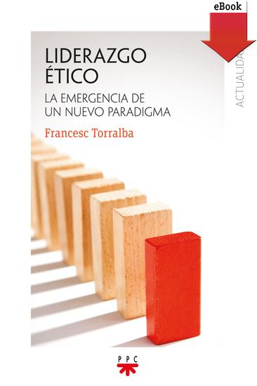 Liderazgo ético - cover