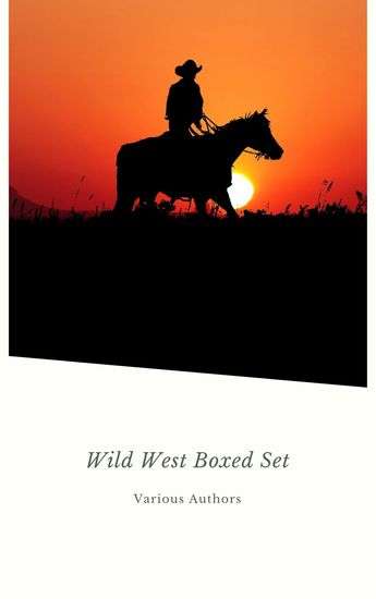 WILD WEST Boxed Set: 150+ Western Classics in One Volume - Cowboy Adventures Yukon & Oregon Trail Tales Famous Outlaw Classics Gold Rush Adventures The Last of the Mohicans Rimrock Trail…) - cover