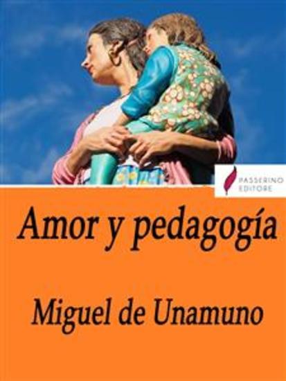 Amor y pedagogía - cover