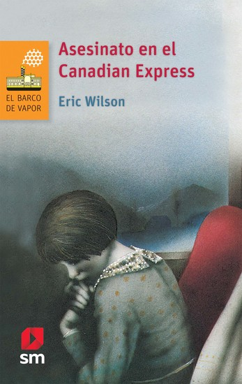 Asesinato en el Canadian Express - cover