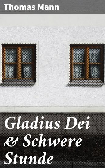 Gladius Dei & Schwere Stunde - cover