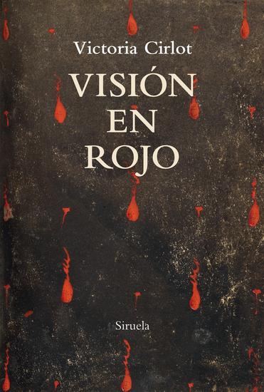 Visión en rojo - cover